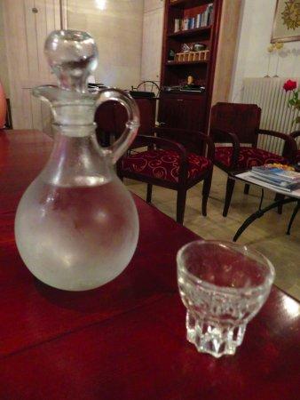 Villa Kerasia: To end up a good meal