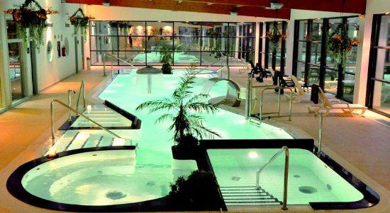 Circuito Spa : Circuito spa picture of hotel oca palacio de la llorea gijon