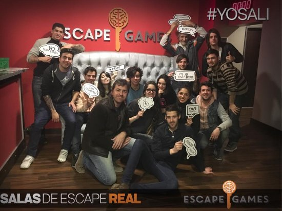 Escape Games Suc. Nuñez