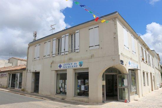 Office de Tourisme de Marennes