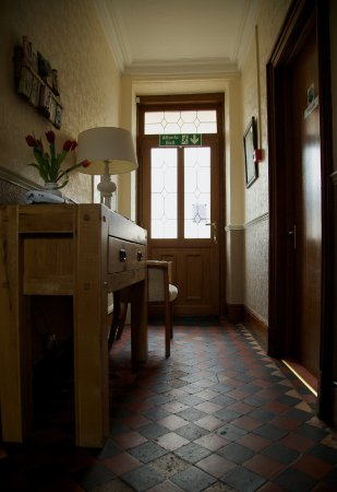 Machynlleth, UK: Reception Hallway