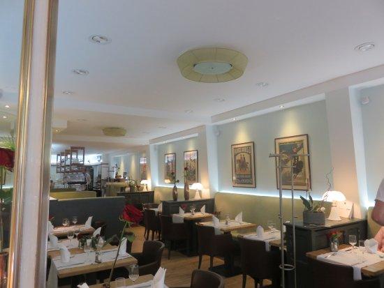 le cafe francais parijs interieur met jugendstil afbeeldingen