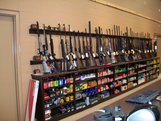 Triggers and Bows store interior - Picture of Triggers and