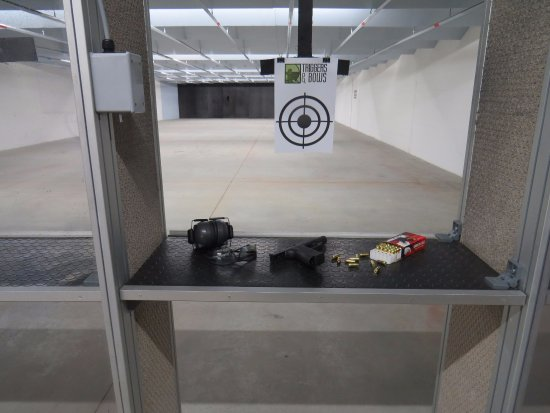 Triggers and Bows Family Shooting Range
