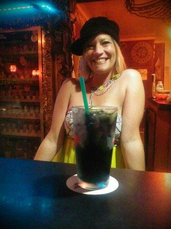 อาร์ลิงตัน, วอชิงตัน: One of our talented bartenders, Desi!