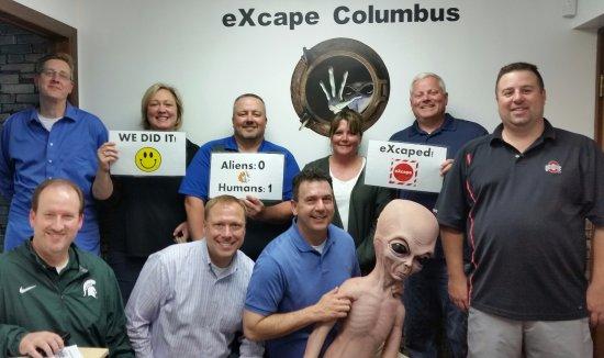 eXcape Columbus
