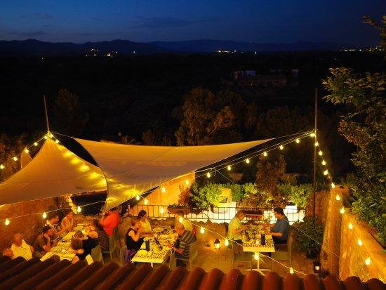 Terraza Noche Picture Of El Dhor Restaurant Montroig
