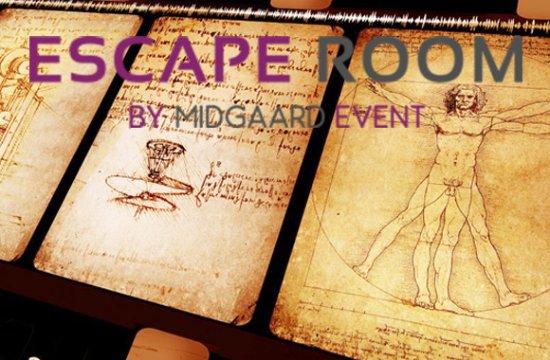 Da Vinci Theme Escape Room Picture Of Escape Room By