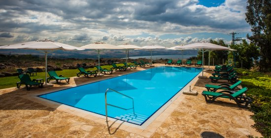 Vered Hagalil Holiday Village Hotel: The swimming pool