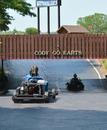 North Platte, NE: Cody Go Karts, Inc.