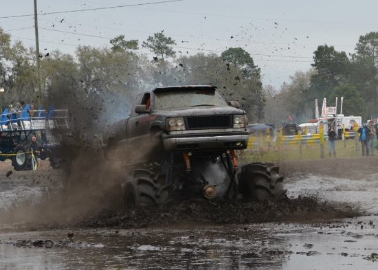 Perry, FL: Iron Horse Mud Ranch