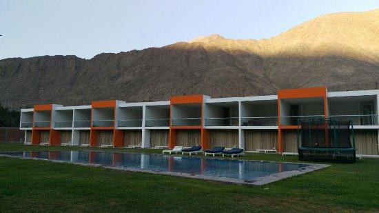 Hotel Vallehermoso-Lunahuana