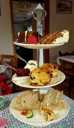 Biddenden, UK: Afternoon tea
