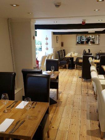 Oundle, UK: Dexters Bar & Kitchen