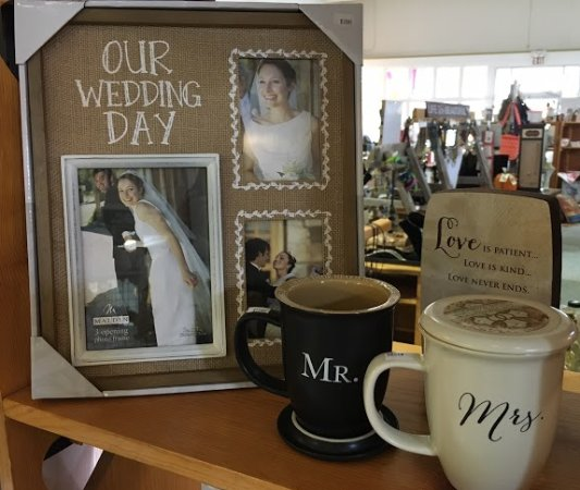 The Mustard Seed: wedding gifts