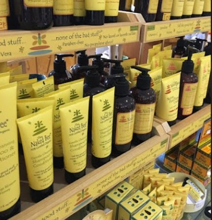 The Mustard Seed: bath and body