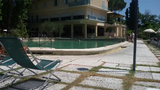 Piscina val di sole bagno vignoni italy top tips before you go with photos tripadvisor - Piscina termale bagno vignoni ...