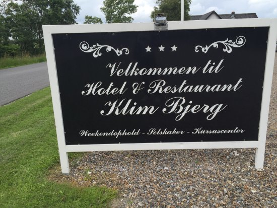 Hotel & Restaurant Klim Bjerg