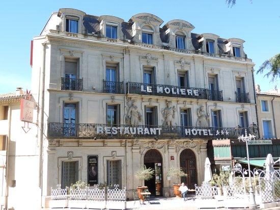 Le Grand Hotel Moliere