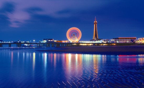 Tour et Cirque de Blackpool (Blackpool Tower and Circus)