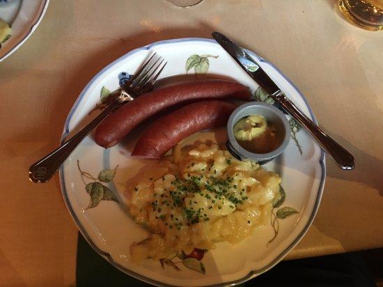 Sattelei: Bratwurst
