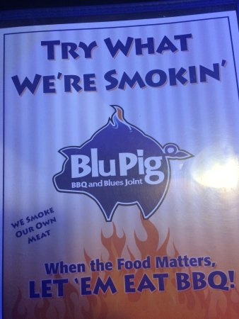 Brigham City, UT: Combo platters have a choice of two meats, two sides and generous portions.