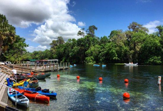 Rainbow River Canoe and Kayak