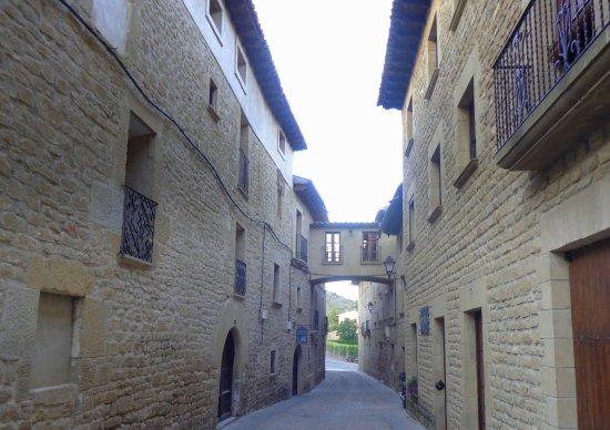 Uncastillo, España: Una Villa Medieval preciosa