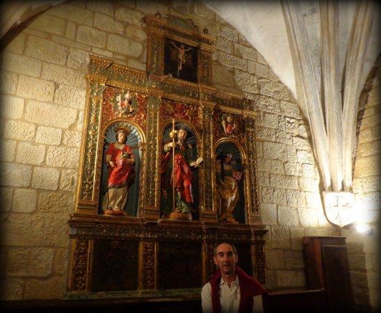 Uncastillo, Espagne : Uno de los mejores conjuntos románicos de España,seis iglesias Romanicas