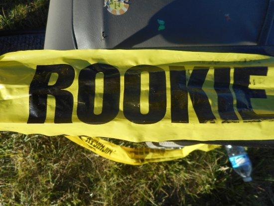 "Brooklyn, MI: ""Rookie no more."""