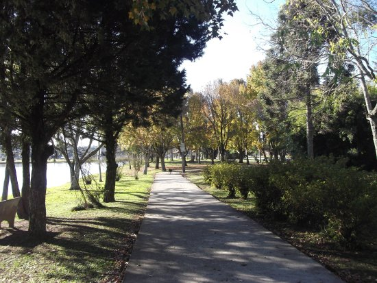 State of Parana: Parque Lacustre