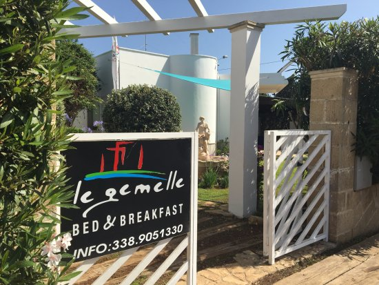 Le Gemelle Bed & Breakfast Picture