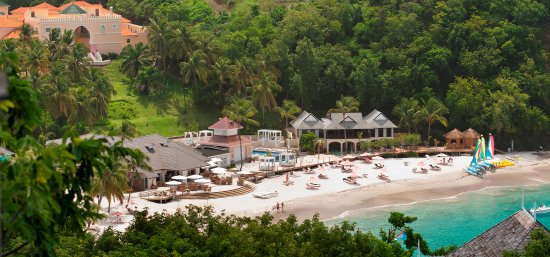 Cap Estate, St. Lucia: Resort View