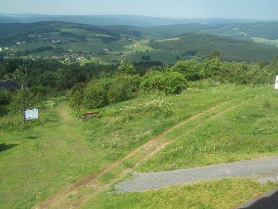 Neuhausen, Germania: Blick aus dem Gästezimmer