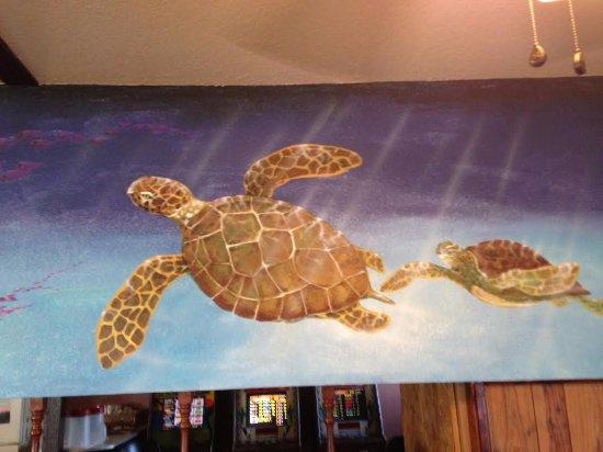 Fulton, TX: Murals