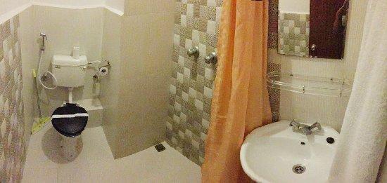 Hotel Thamel: toilet