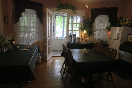 The Bentley Inn : Dining room