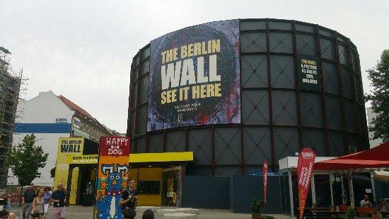 Asisi Panorama Berlin - The Wall