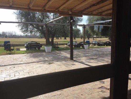 Algodon Wine Estates & Champions Club: Restaurante