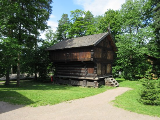 18Th Century House 18th century house - picture of the norwegian museum of cultural