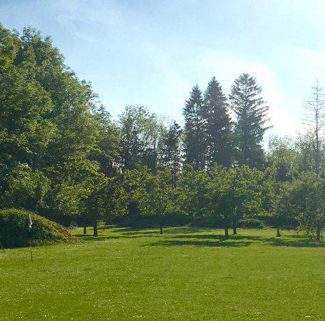 Ismaning, Deutschland: Garten