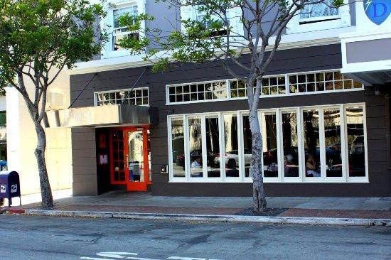 San Mateo, Kalifornien: THREE restaurant
