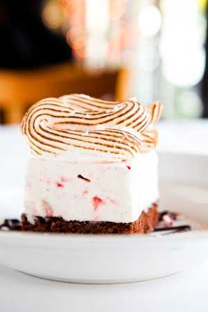 San Mateo, CA: Handcrafted everything... including desserts