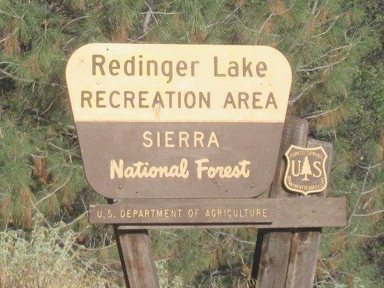 Redinger Lake, Madera, Ca