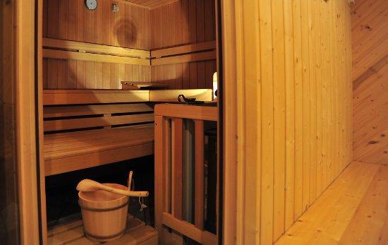 Weissensee, Austria: Sauna