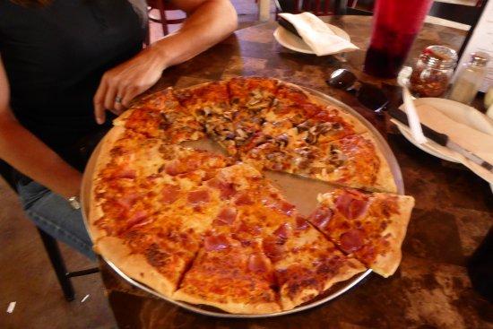 Άλπαϊν, Τέξας: Pizza