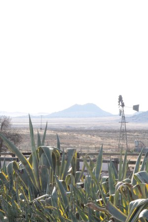 Colesberg, Sydafrika: Views