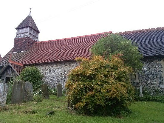 St Mary's Church Stodmarsh