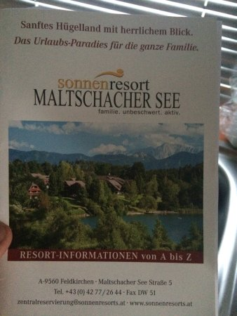 Sonnenresort Maltschacher See: photo0.jpg