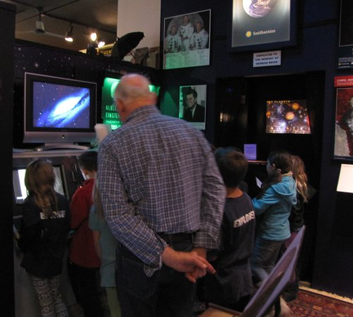Spokane Valley, WA: Space exploration is captivating!